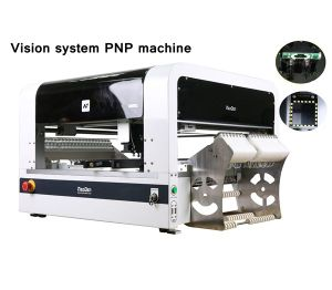 Neoden Small Automatic Desktop Chip Mounter SMT with Vision Systemfor 0201 pictures & photos