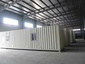 Shipping Container Apartments pictures & photos