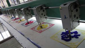 612 Chenile Computerised Embroidery Machine pictures & photos