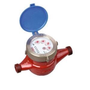 """1/2"""" Bsp Screwed Brass Body Hot Water Meter pictures & photos"""