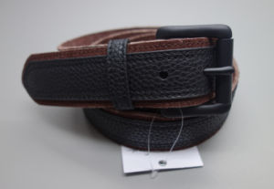 New Fashion Vintage Style Men′s Leather Belt (EUBL1411-40) pictures & photos