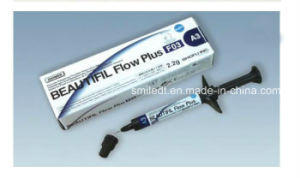 Shofu Beaurifil Flow Plus F03 Composite Material pictures & photos