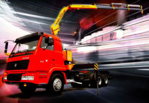 5ton Truck Mounted Crane Sq5zk2q pictures & photos