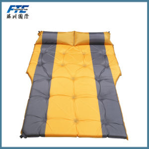 Colorful Inflatable Backseat Car Bed Air Mattress for Back Seat pictures & photos