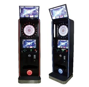 Coin Operated Luxury Darts Game Machine pictures & photos
