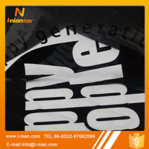 Custom Printing Hollowed Durable Car Sticker pictures & photos