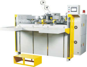 Semi-Automatic Carton Box Stitching Machine pictures & photos