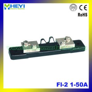Electrical Shunt (FL-2) 1-50A Voltage Drop: 75mv DC Shunt Resistor pictures & photos