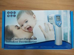 Pyrometer/Infrared Thermometer/Laser Thermometer/Ebola Thermometer pictures & photos