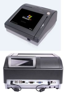All-in-One Touch Panel POS with Therminal Priters, Msr, Dallas Key pictures & photos
