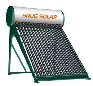 New Unpressurized Sunrain Solar Water Heater pictures & photos