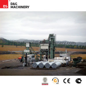 Dg2500AC Asphalt Mixing Plant Equipment / Compact Asphalt Plant pictures & photos