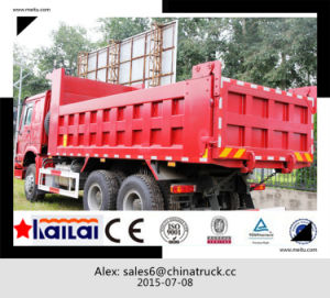 HOWO 6X4 25t Dump Truck for Sale pictures & photos