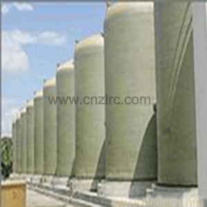 GRP Circle Vertical Tank Fiberglass Storage Tank Fuel Tank pictures & photos