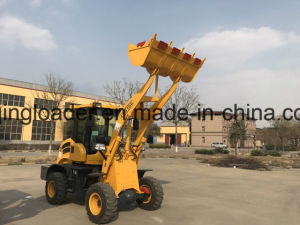Pilot Control&Air Conditioner Mini Loader with Quick Coupling pictures & photos