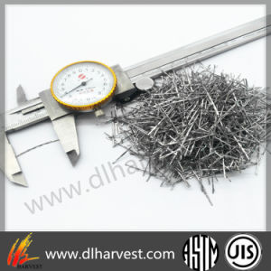 Chinese Manufacturer Slit Sheet Stainless Steel Fibers for Concrete and Building Materials pictures & photos