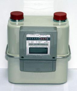 Prepaid Commercial Gas Meter