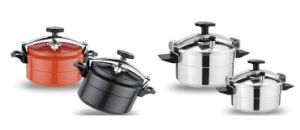 High Quality Aluminum Pressure Cooker pictures & photos