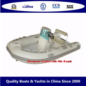 Aluminum Hull Rib Boats Series pictures & photos