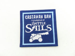 Good Quality Customized Woven Label Garment Logo pictures & photos