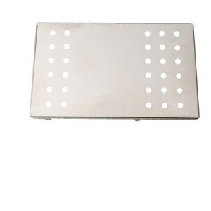 Shielding Cover Metal Stamping Shield Custom-Made Rt-Pbg-2618 pictures & photos