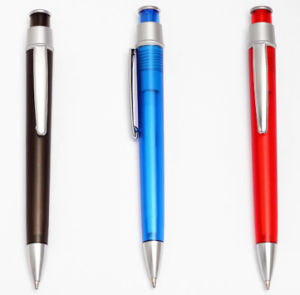 Easy Writing Cheap Good Plastic Pen pictures & photos