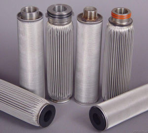 2017 Hot Sale Stainless Steel Filter Cartridge/Filter Cylinders Element pictures & photos