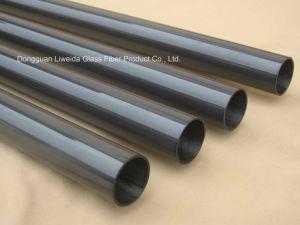 High Tenacity Carbon Fiber Tube, Carbon Fiber Pipe/Pole pictures & photos