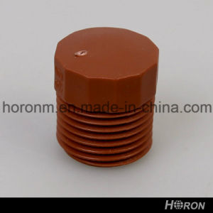 Pph Water Pipe Fitting-End Cap- Union-Tee-Elbow-Coupling (1/2′′-3/4′′-1′′) pictures & photos