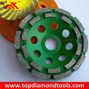 Diamond Grinding Cup Wheel for Stone, Granite, Marble, Concrete pictures & photos
