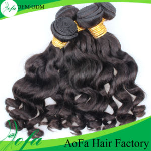 Unprocessed Virgin Hair Natural Black Best Human Hair Wig pictures & photos