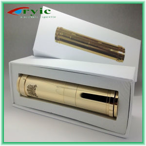 2014 Popular Electronic Cigarette Full Mechanical Mod Cooper/Stainless Steel Chiyou Mod