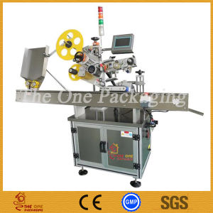 Horizontal Round Labeling Machine Round Bottle Labeler pictures & photos