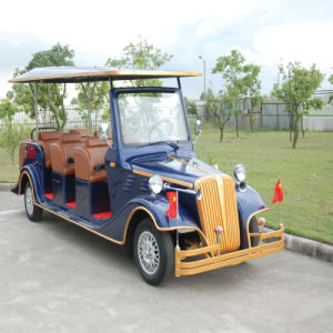 Manufacture 8 Person Electric Classic Car pictures & photos