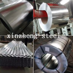 0.14mm Roofing Sheet Metal Galvanized Corrugated Steel Sheet pictures & photos