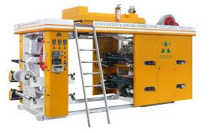 High Speed Plastic / Paper / Nonwoven / Label / Aluminum Foil Flexo Printing Machine pictures & photos