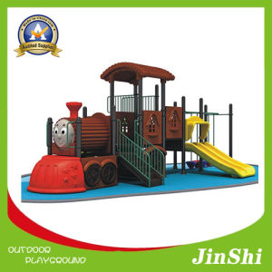Thomas Series Children Outdoor Playground with Naughty Castle Tms-016 pictures & photos