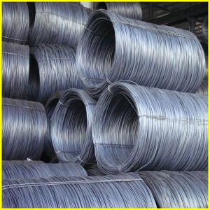 Prime Hot Rolled Low Carbon Steel Wire Rod in Coil pictures & photos
