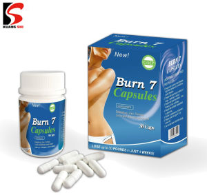 Burn 7 Herbal Weight Loss Diet Pill pictures & photos