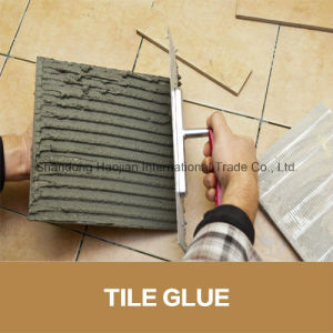 Floor Adhesive for Fixing Ceramic Tile Glue Used Cellulose Ether HPMC pictures & photos