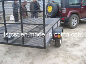 Wire Mesh ATV Trailer pictures & photos