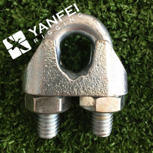 Us Type Malleable Wire Rope Clip for Steel Wire Rope pictures & photos