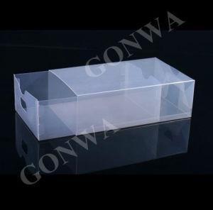 Pet/PVC/PP/PS Shoes Folding Box