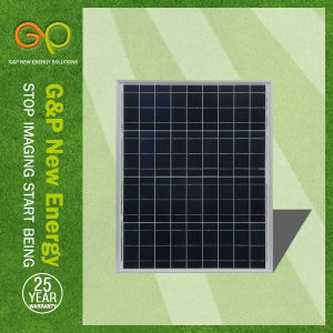GP 5WP Poly Solar Panel, Solar Module, Solar Power pictures & photos