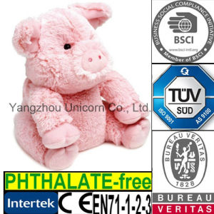 EN71 Kids Gift Soft Stuffed Animal Plush Toy Pig pictures & photos