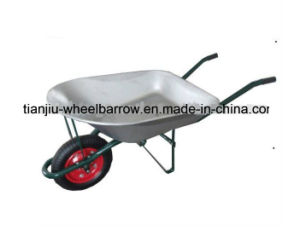 Best Selling South Amercia Garden Tools Wheelbarrow Wb7401 pictures & photos