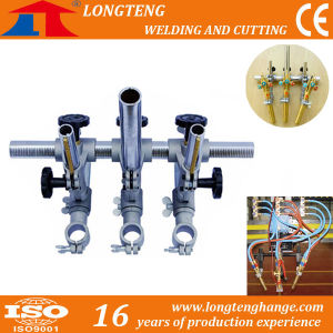 Cutting Torch Holder, CNC Flame Triple Cutting Torch Holder pictures & photos