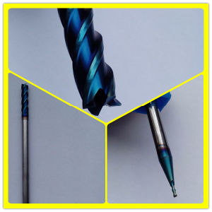 Solid Carbide End Mill Sharpener Tungsten Carbide Roughing End Mill Cutter pictures & photos