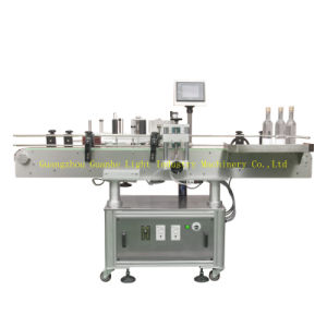 Auto Vertical Round Bottle Labeling Machine (GHAL-Y130) pictures & photos