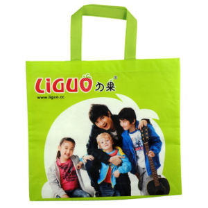 Stand up Non-Woven Shopping Bags for Red Wine (FLN-9066) pictures & photos